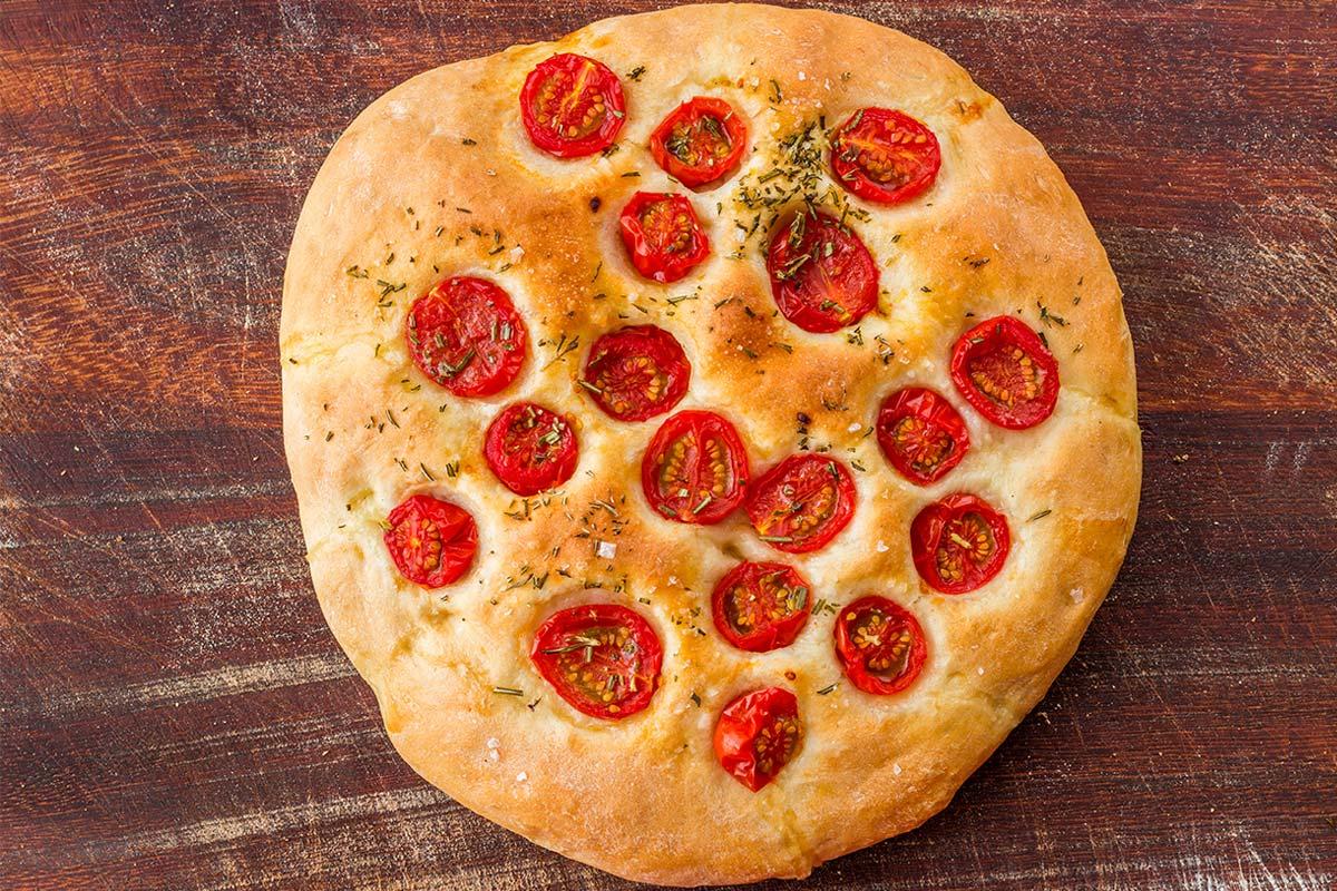 Grantstown Tomato Focaccia